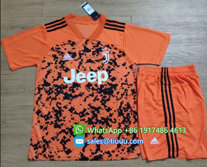 Juventus 20/21 Soccer Jersey and Short Kit