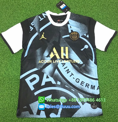 Thai Version Paris Saint-Germain 20/21 Training Jersey - 004