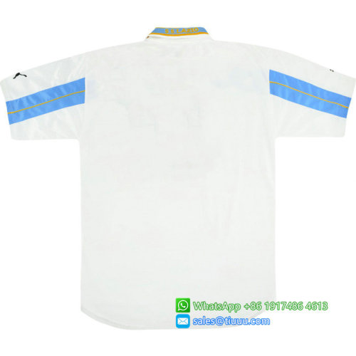 Lazio 2000-2001 Home Retro Soccer Jersey