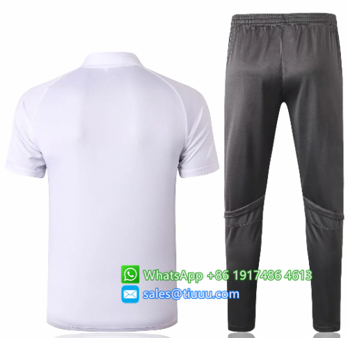 Real Madrid 20/21 Training Polo and Pants - C512