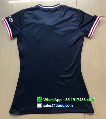 Thai Version Paris Saint-Germain 20/21 Women's Home soccer jersey