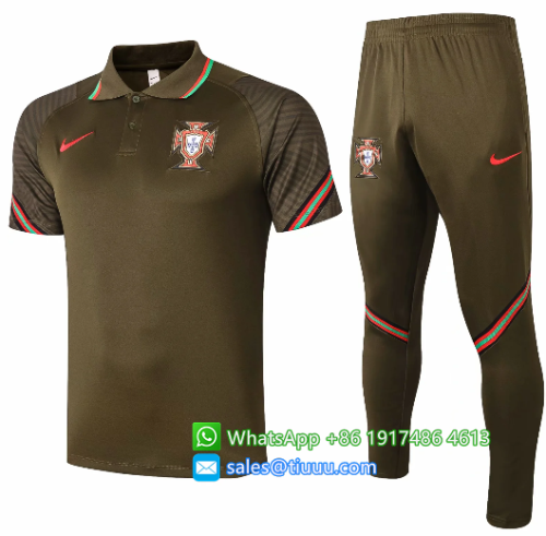 Portugal 2020 Polo and Pants - C509