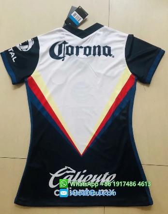 Thai Version Club America 20/21 Women's Away soccer jersey