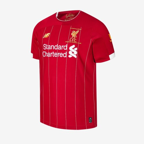 Thai Version Liverpool 2019/20 League Champion Home Jersey