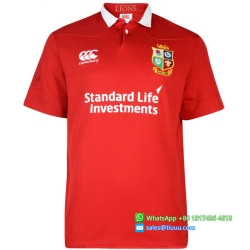 Lions 2017 Mens Classic Rugby Jersey