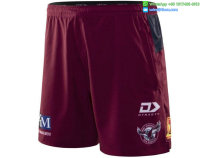 Manly Warringah Sea Eagles 2020 Men's Gym Rugby Shorts
