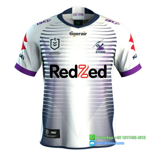 Melbourne Storm 2020 ISC Mens Away Rugby Jersey