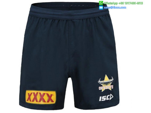 North Queensland Cowboys 2020 Men's Training Rugby Short