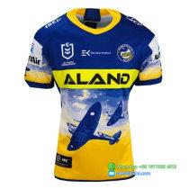 Parramatta Eels 2020 Men's Anzac Rugby Jersey