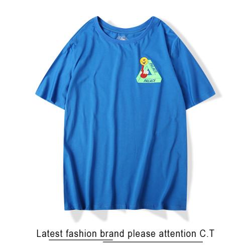 2020 Summer Fashion T-shirt Blue
