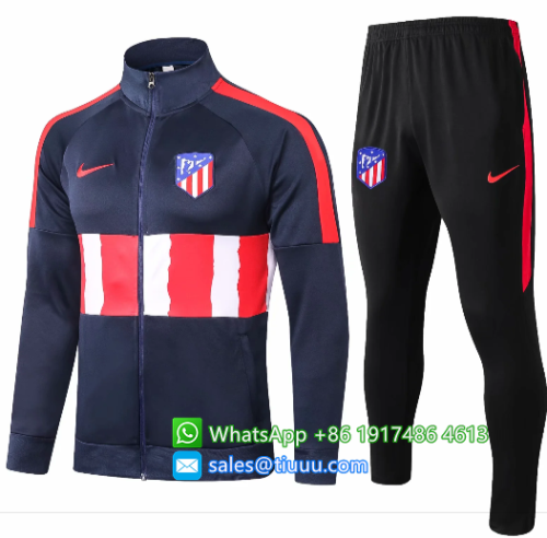 Atletico Madrid 20/21 Jacket and Pants - A344