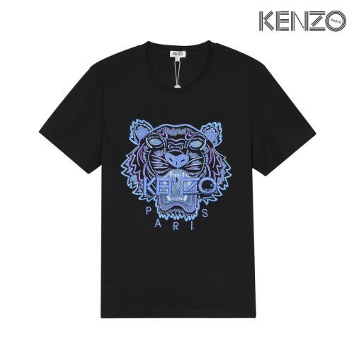 2020 Summer Fashion T-shirt black C906