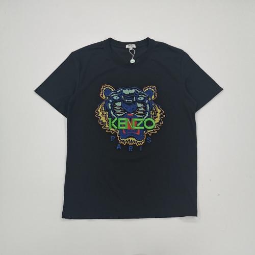 2020 Summer Fashion T-shirt black 8C56