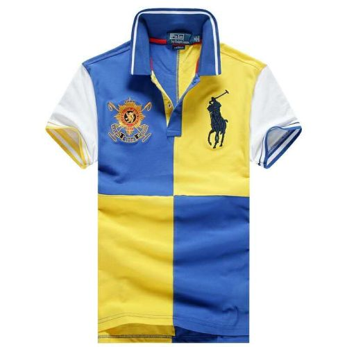 Men's Classics Assorted ColorsPoloShirt 045