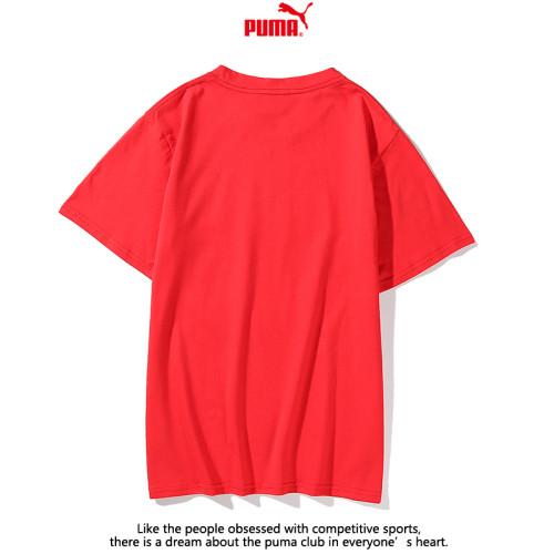 2020 Summer Fashion T-shirt Red