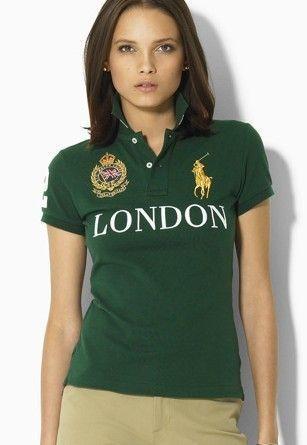 Women'sClassics PoloShirt 010