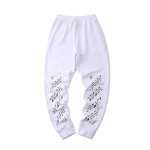 2020 Summer Fashion Pants White
