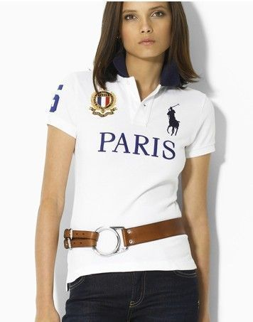 Women'sClassics PoloShirt 004