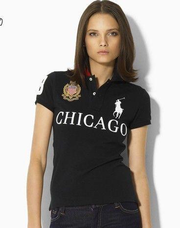 Women'sClassics PoloShirt 005