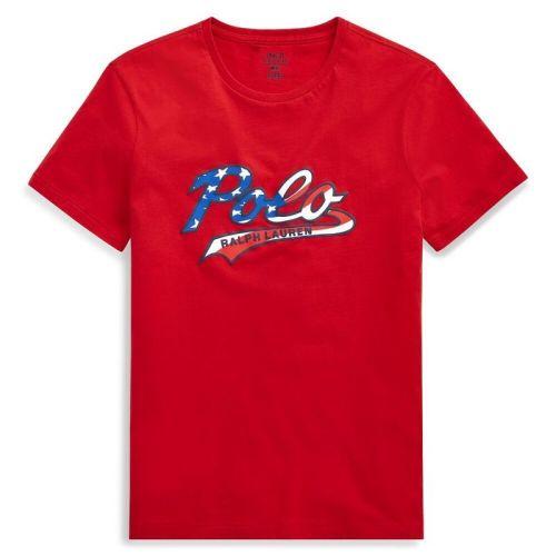 2020 Summer Classics T-shirt Red