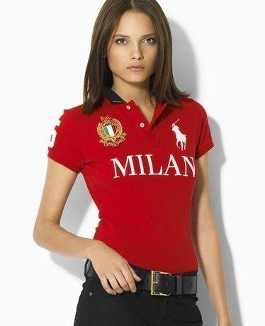 Women'sClassics PoloShirt 002
