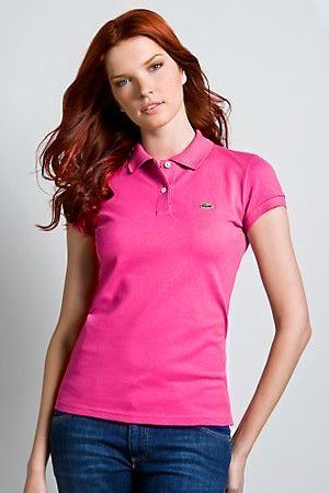 Women's Classical High Quality Polo Shirt A 013