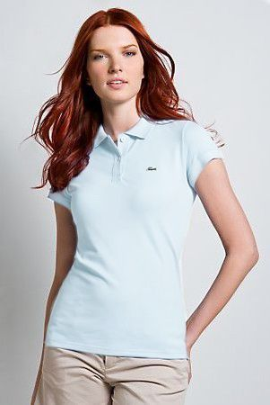 Women's Classical High Quality Polo Shirt A 006