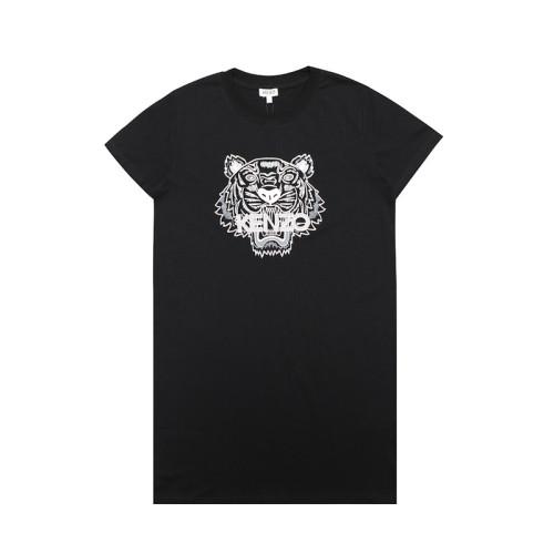 2020 Summer Fashion T-shirt black 3A05