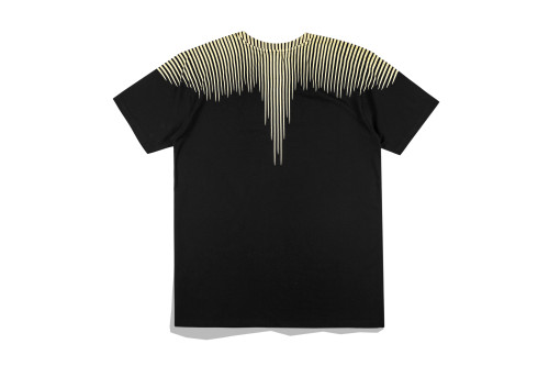2020 Summer Fashion Wing T-shirt Black