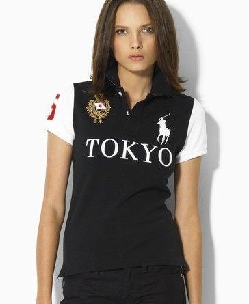 Women'sClassics PoloShirt 007