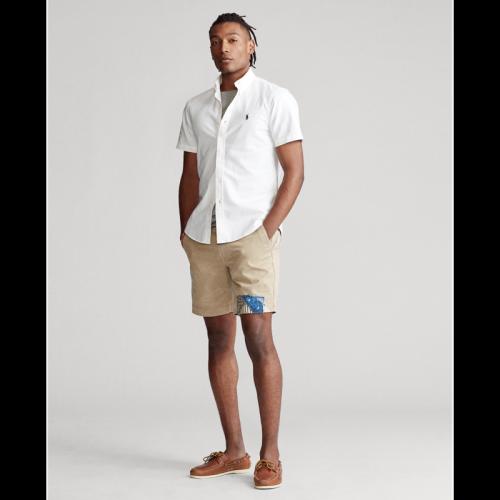 Men's Classics Short Sleeve White Shirt