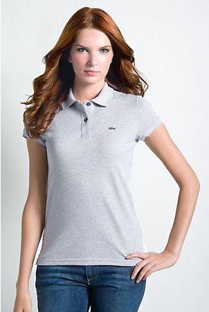 Women's Classical High Quality Polo Shirt A 011