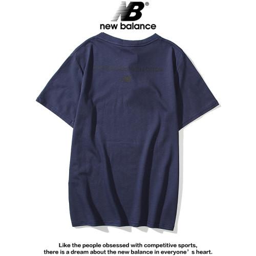 2020 Summer Fashion T-shirt Dark Blue