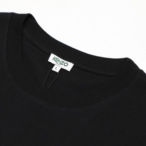 2020 Summer Fashion T-shirt black C876