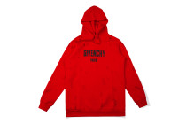 2020 Summer Fashion Hoodie Red