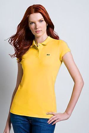 Women's Classical High Quality Polo Shirt A 021