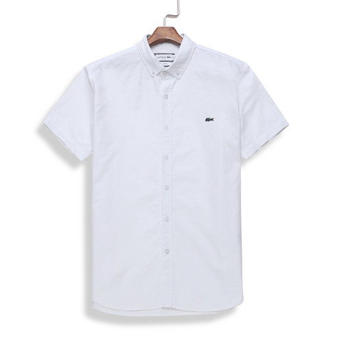 Men's Classics Short Sleeve White Shirt