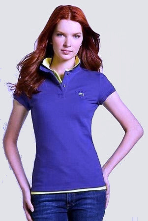 Women's Classical High Quality Polo Shirt A 020