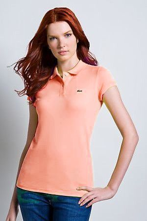 Women's Classical High Quality Polo Shirt A 012