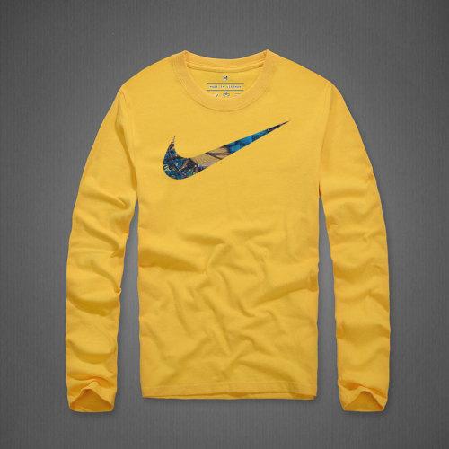 Men's Sports Long Sleeve Tee NK63
