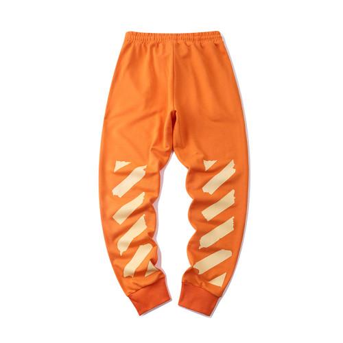 2020 Summer Fashion Pants Orange