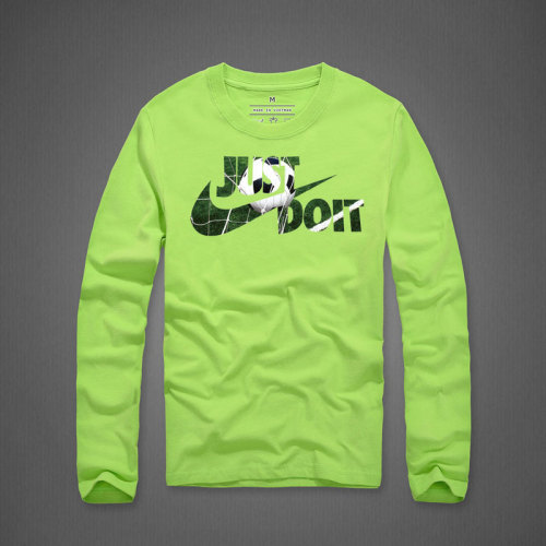 Men's Sports Long Sleeve Tee NK52
