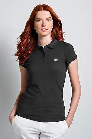 Women's Classical High Quality Polo Shirt A 001