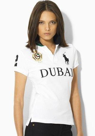 Women'sClassics PoloShirt 003