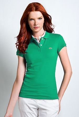 Women's Classical High Quality Polo Shirt A 005