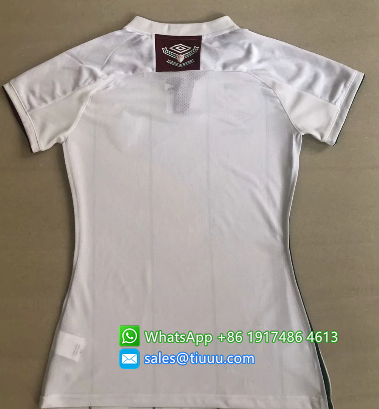 Thai Version Fluminense 20/21 Women's Away Soccer Jersey