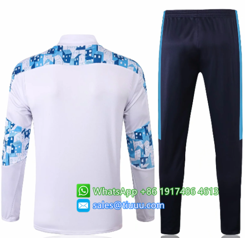 Olympique Marseille 20/21 Training Top and Pants - B406