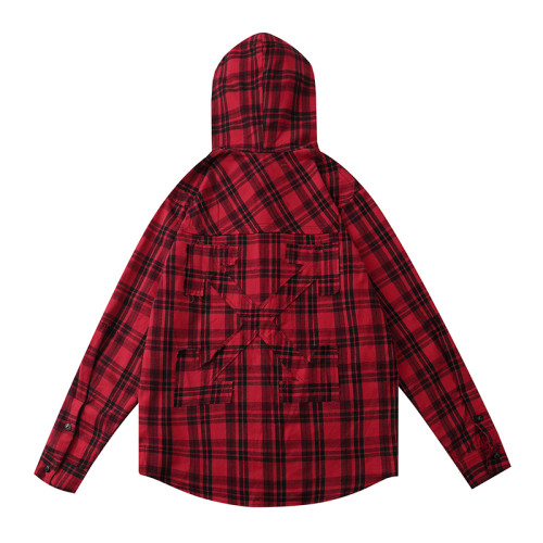 2020 Summer Fashion Hoodies Black+Red