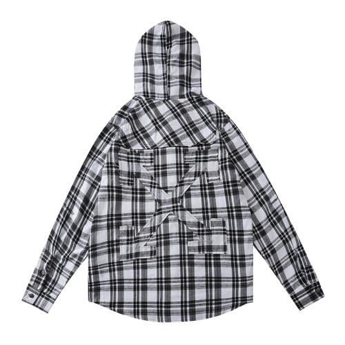 2020 Summer Fashion Hoodies Black+White