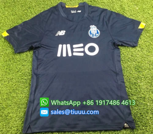 Thai Version FC Porto 20/21 Away Soccer Jersey